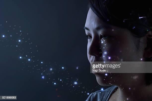 Women are tears of light