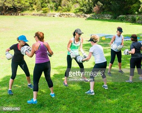 Women Cross Fitness