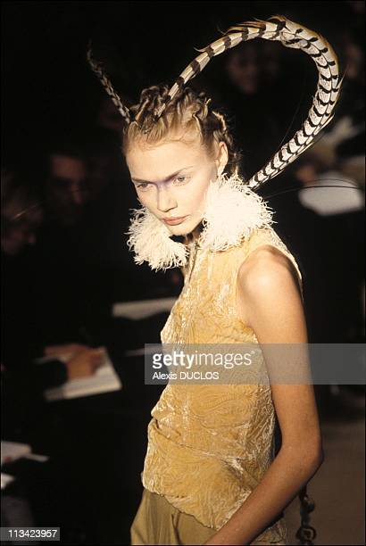 96' Women Fall Fashion Shows In NYC On March 30th 1996