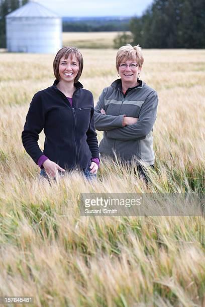 Women Farmers on Farm