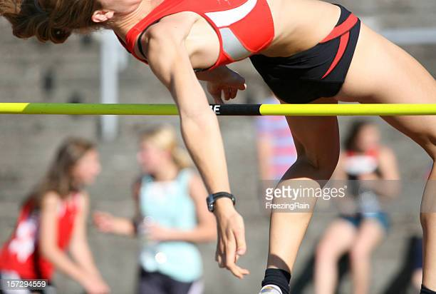 Frauen High Jump