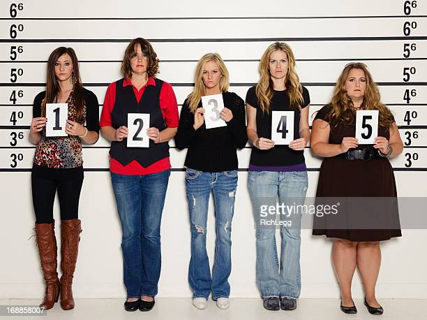 Women in a Police Lineup