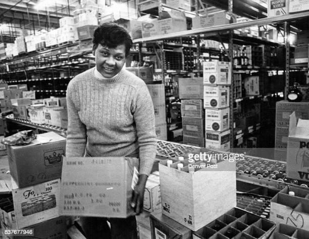 Women In Business And Industry Emma Jean Broadus Credit Denver Post