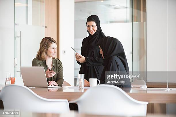 Women in business in the Middle East