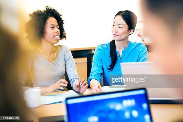 女性のビジネス・リーダーシップ