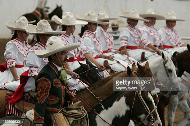 Women in Charreria The National Sport of Mexico November 04 2006 'Charreria' is one of Mexico's oldest traditions a demonstration of courage and...