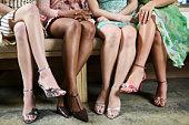 Women in dresses