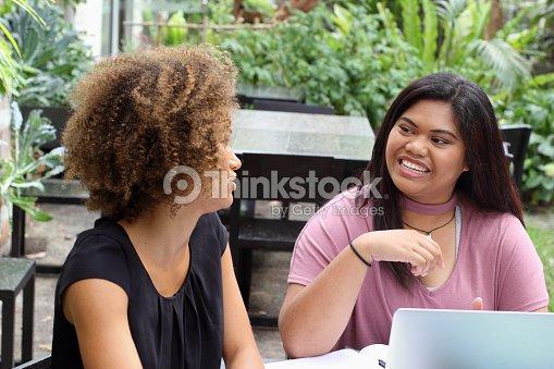 Women in meeting : Stock Photo