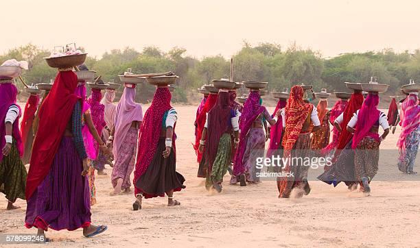 Women in Work, Rajasthan, India.