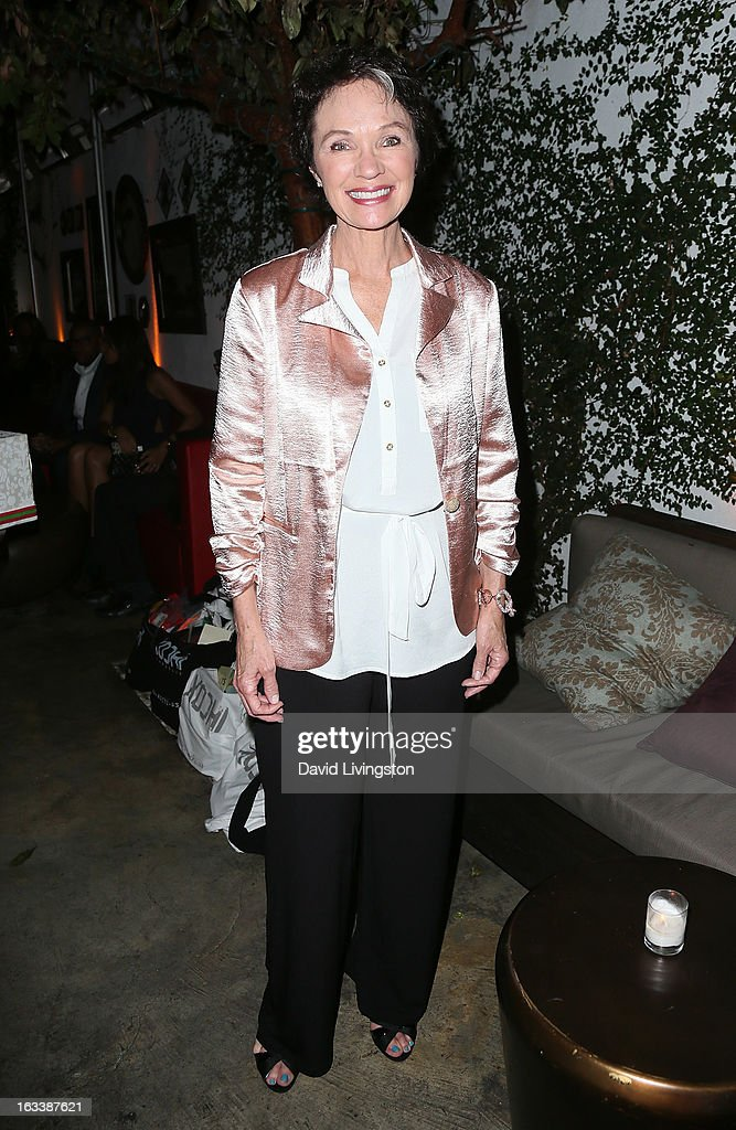 Women Like Us CEO Linda Rendleman attends a Pre-LAFW benefit in support of the Women Like Us Foundation at Lexington Social House on March 8, 2013 in Hollywood, California.