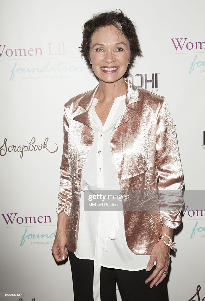 Women Like Us Foundation CEO Linda Rendleman attends Pre-LAFW Launch Party In Support Of The Women Like Us Foundation at Lexington Social House on March 8, 2013 in Hollywood, California.
