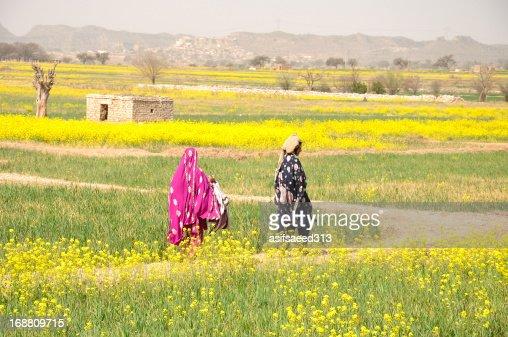 Women of Soan Valley
