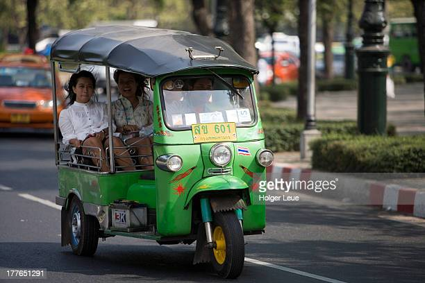 Women on Tuk Tuk