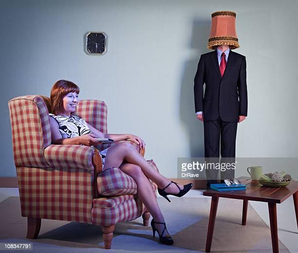 Frau nimmt Mann für selbstverständlich