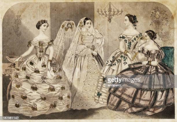 Du XIXe siècle la mode pour femmes