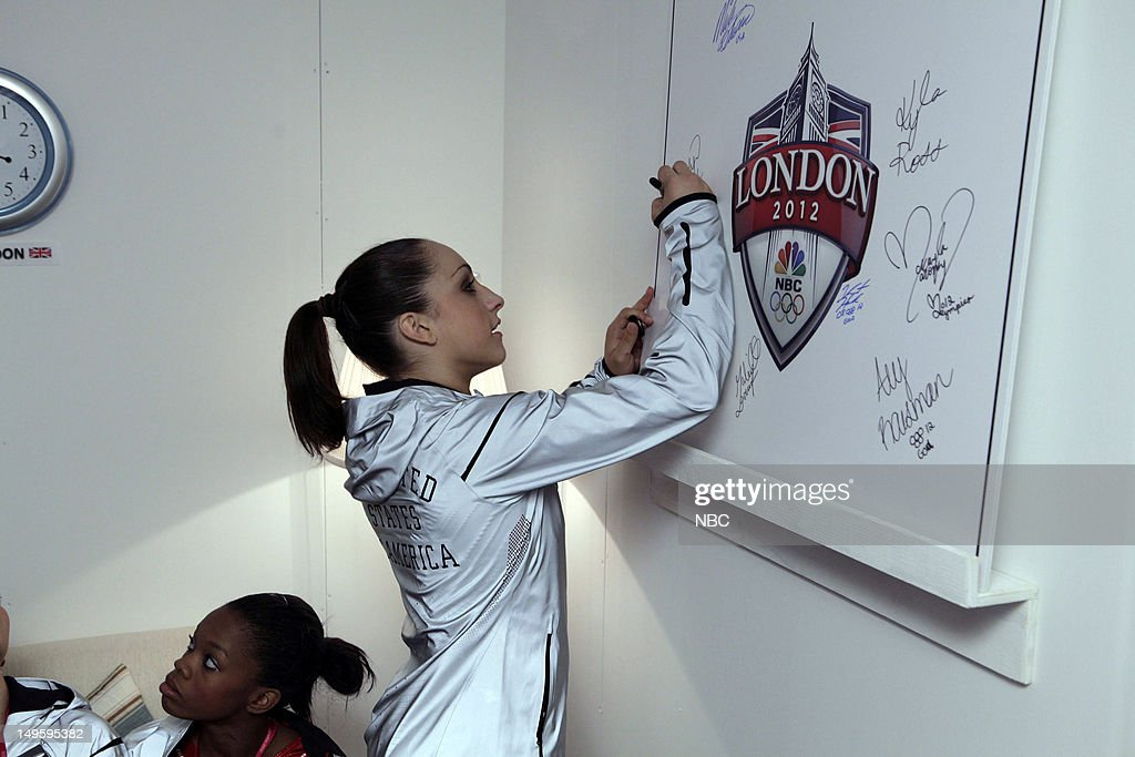 Women's Gymnasts -- Pictured: <a gi-track='captionPersonalityLinkClicked' href=/galleries/search?phrase=Jordyn+Wieber&family=editorial&specificpeople=5720749 ng-click='$event.stopPropagation()'>Jordyn Wieber</a> --