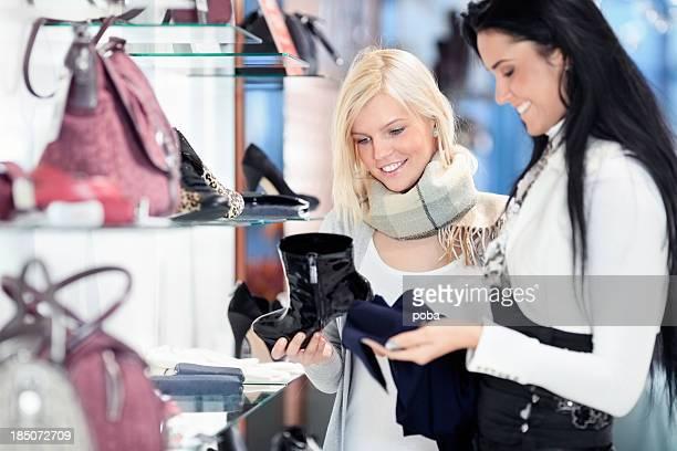 women's handbags and shoes shopping