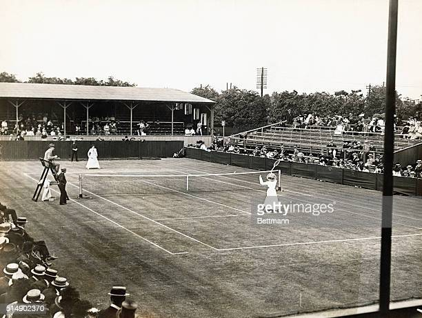 Women's Lawn Tennis Championship at Wimbledon