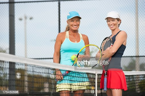 Women's tennis series
