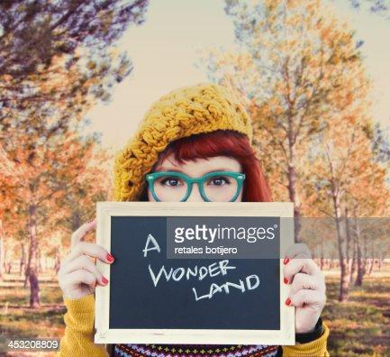 A wonder land