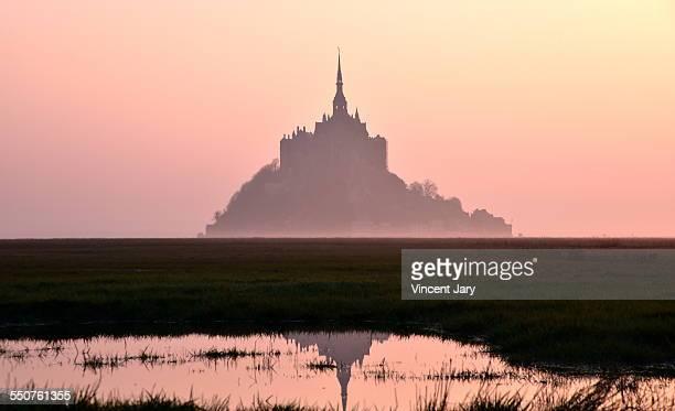 Wonder of the World Mont Saint Michel