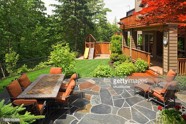 ワンダルフの裏庭