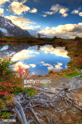 Wonderous Andes Color