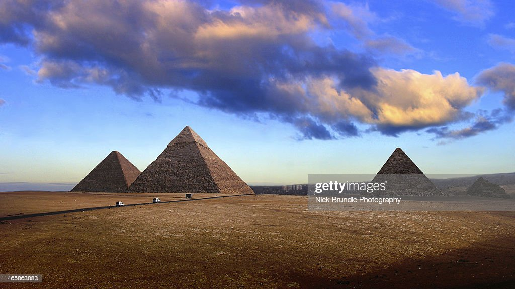 Wonders of the ancient world.