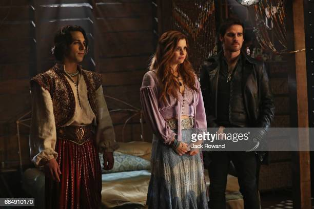 TIME 'A Wondrous Place' When Hook finds himself trapped in another realm along with the Nautilus and her crew he races to return to Emma before...
