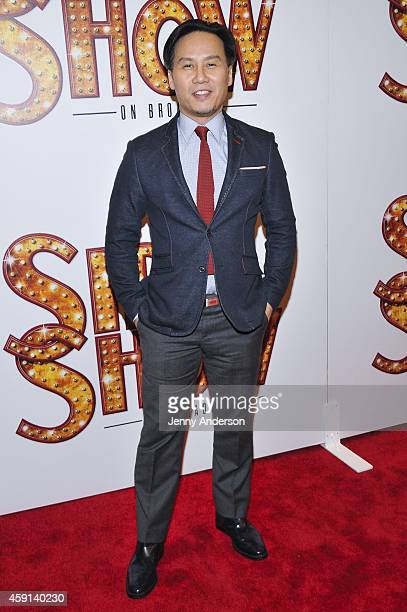Wong attends opening night of 'Side Show' on Broadway at the St James Theatre on November 17 2014 in New York City