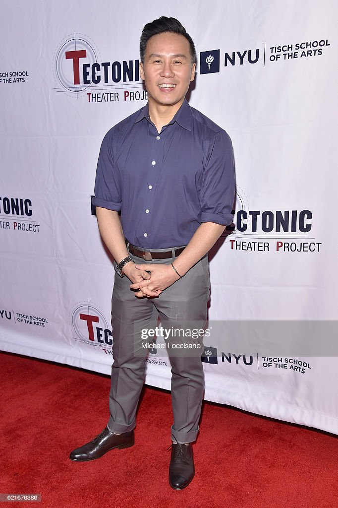 B.D. Wong attends Tectonic At 25! at the NYU Skirball Center on November 7, 2016 in New York City.