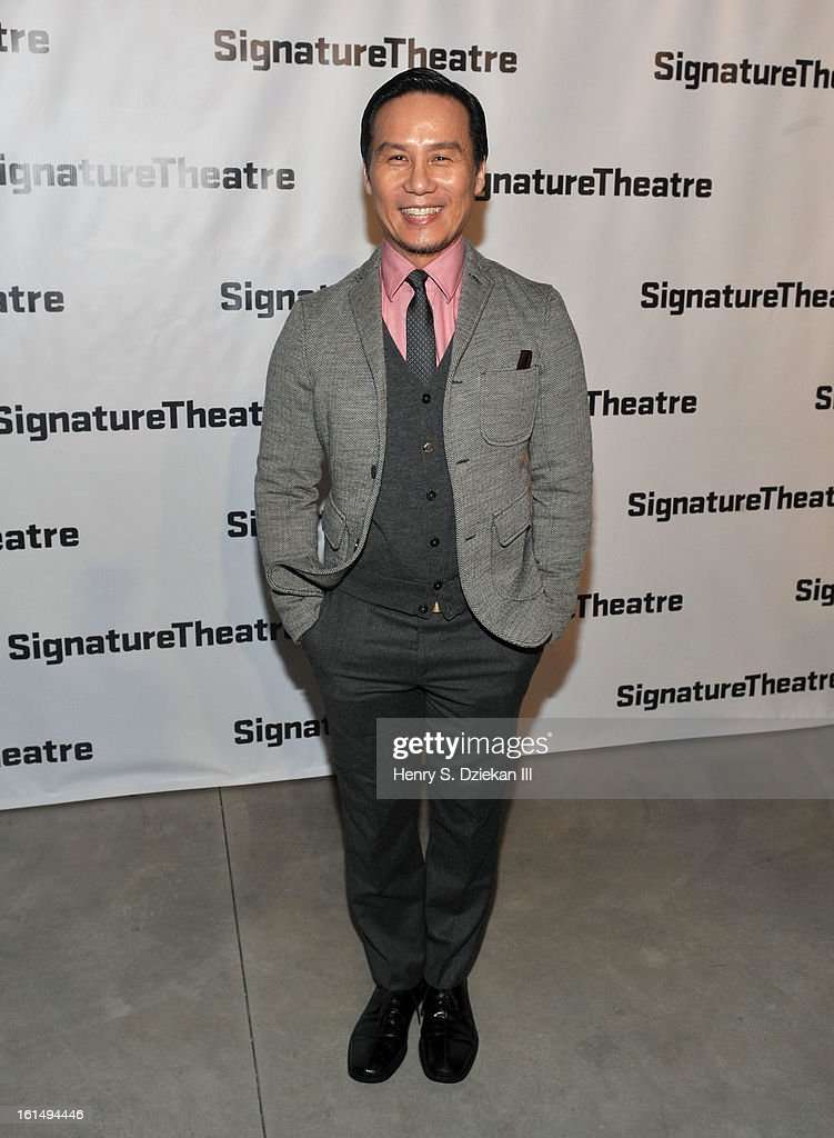 <a gi-track='captionPersonalityLinkClicked' href=/galleries/search?phrase=B.D.+Wong&family=editorial&specificpeople=217785 ng-click='$event.stopPropagation()'>B.D. Wong</a> attends the 2013 Signature Theatre Gala at The Signature Center on February 11, 2013 in New York City.