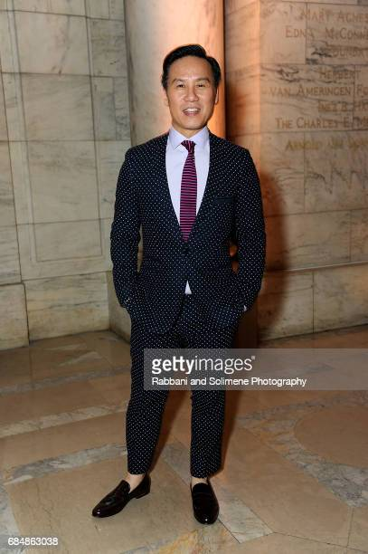Wong attends The New York Public Library 2017 Spring Dinner at The New York Public Library Stephen A Schwarzman Building on May 18 2017 in New York...