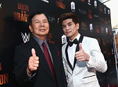 "Special Screening Of WWE Studios' ""Birth Of The Dragon""..."