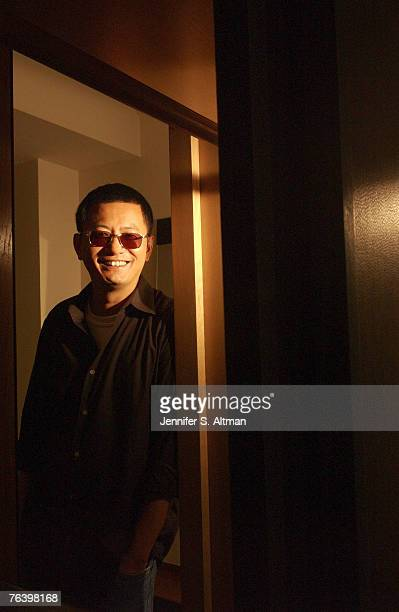 Wong Kar Wai Wong Kar Wai by Jennifer S Altman Wong Kar Wai Los Angeles Times July 24 2005 New York New York