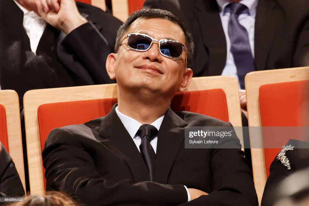 Wong Kar-Wai Receives The Lumiere Prize - 9th Film Festival Lumiere In Lyon