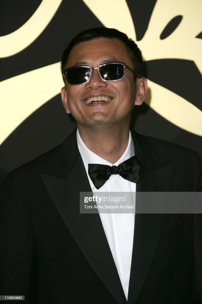 <a gi-track='captionPersonalityLinkClicked' href=/galleries/search?phrase=Wong+Kar-Wai&family=editorial&specificpeople=607048 ng-click='$event.stopPropagation()'>Wong Kar-Wai</a> during 2007 Cannes Film Festival - 60th Anniversary Dinner in Cannes, France.