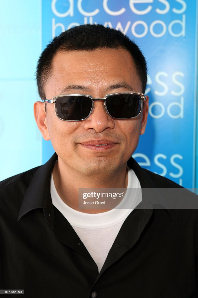 Wong Kar-Wai during 2007 Cannes Film Festival - 'In Conversation' with Wong Kar-Wai and Norah Jones during the Grand Opening of AmPav at American Pavillion in Cannes, France.