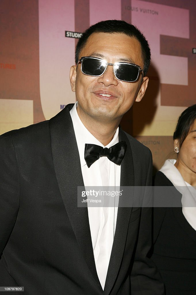Wong Kar-Wai during 2007 Cannes Film Festival - 'My Blueberry Nights' - After Party at La Palestre in Cannes, France.