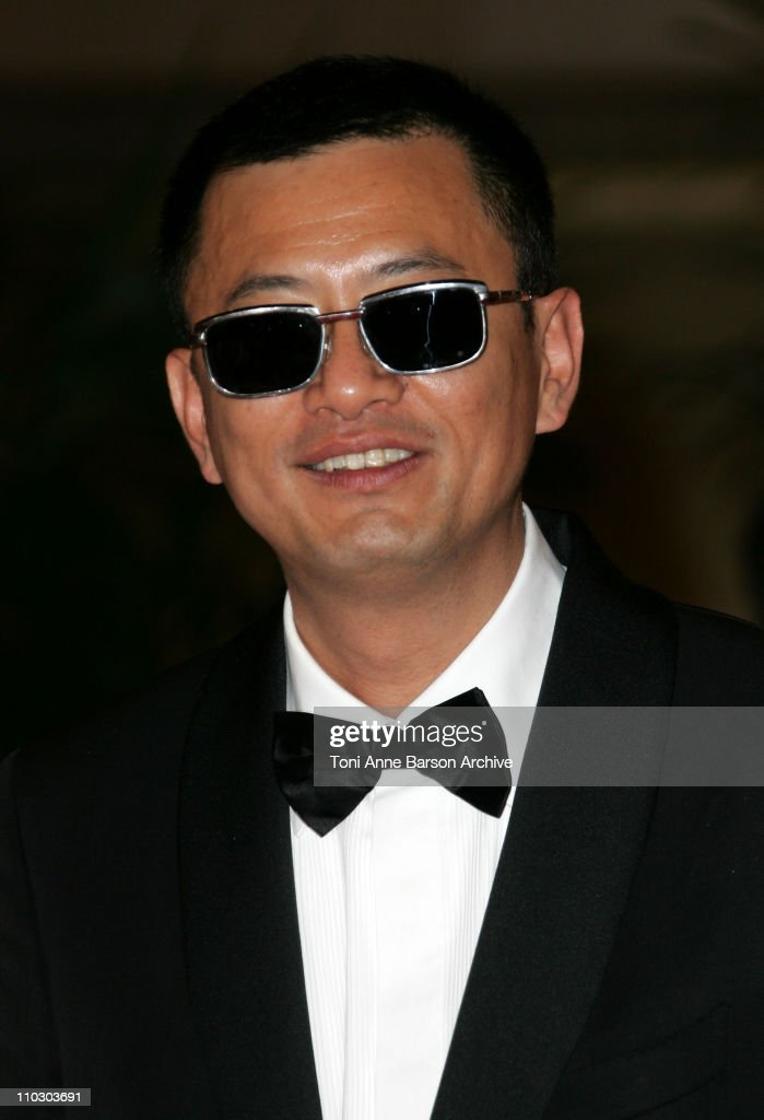 Wong Kar-Wai during 2007 Cannes Film Festival - Opening Night Gala Dinner - Arrivals at Palais des Festivals in Cannes, France.