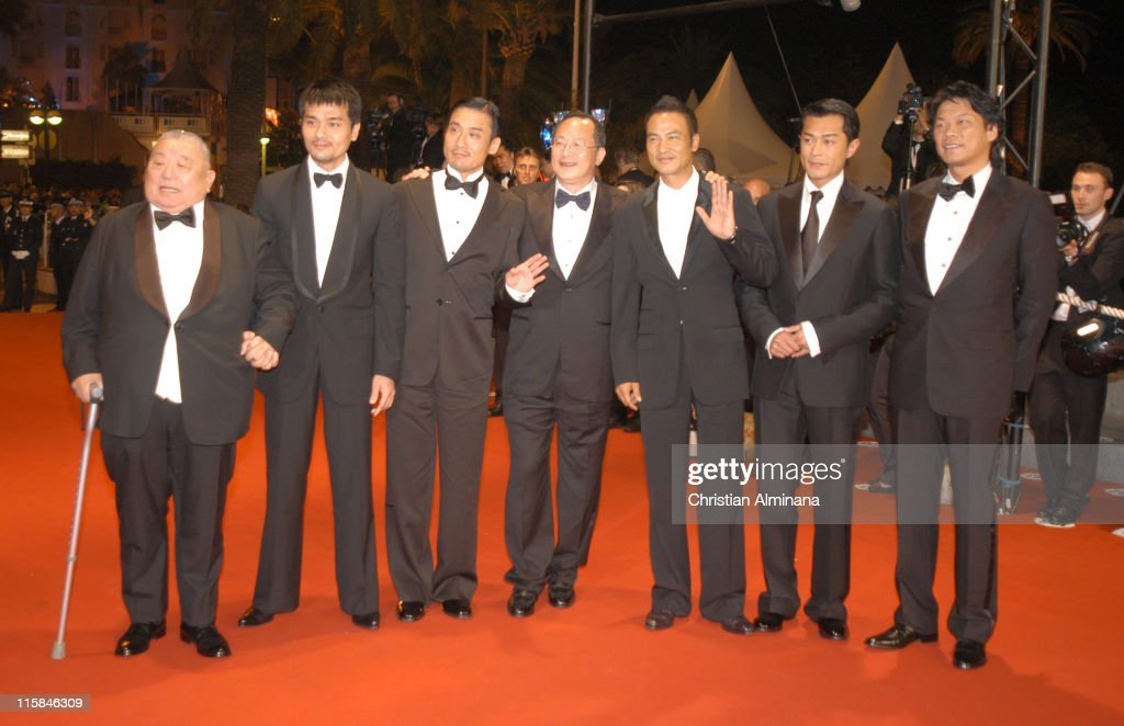 """2005 Cannes Film Festival - """"Election"""" Premiere"""