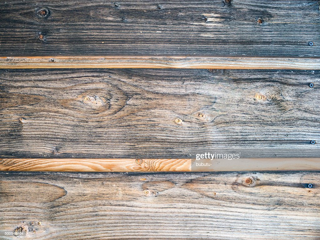 Wood Background Texture. Rustic Weathered Barn Wood Background : Stock Photo