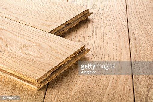Wood floor : Stock Photo