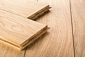 Wood parquet pieces , board for flooring