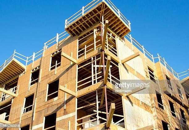 Holz-Rahmen-Bauweise errichtet Website