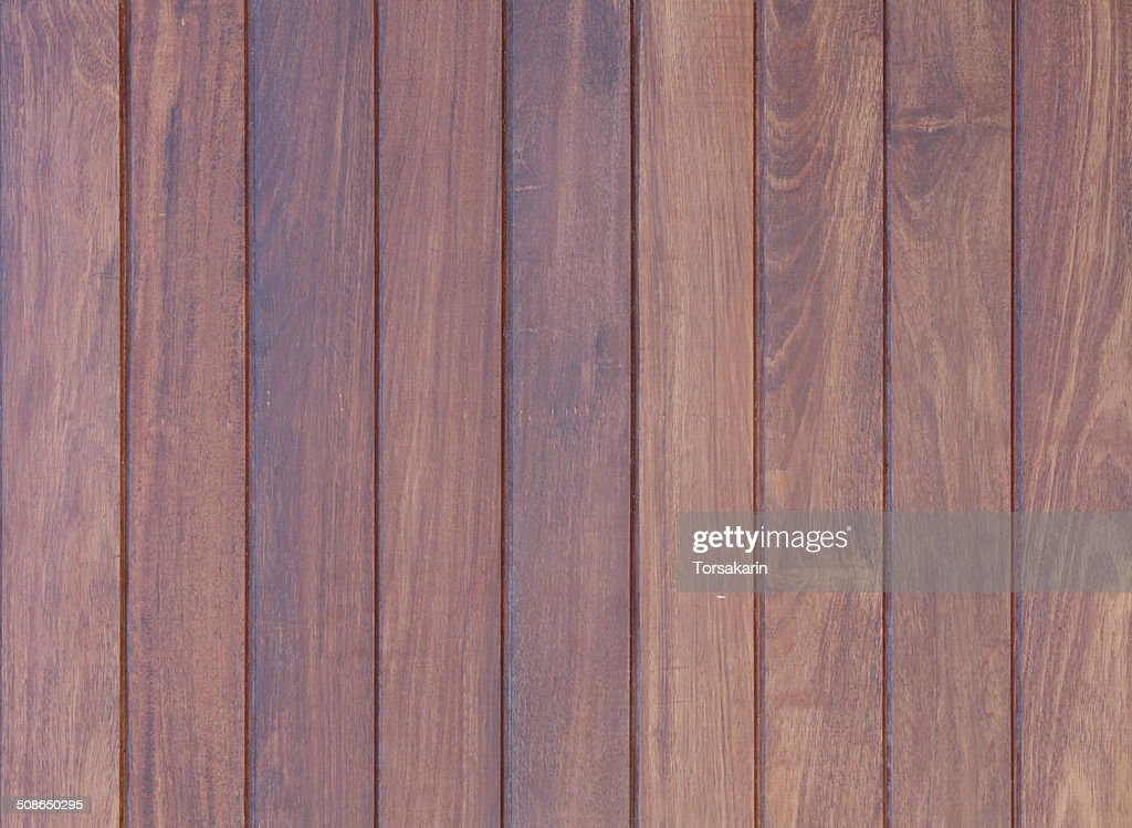 Wood plank brown texture : Stock Photo