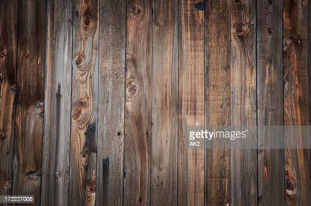 Hölzernen Planken frame