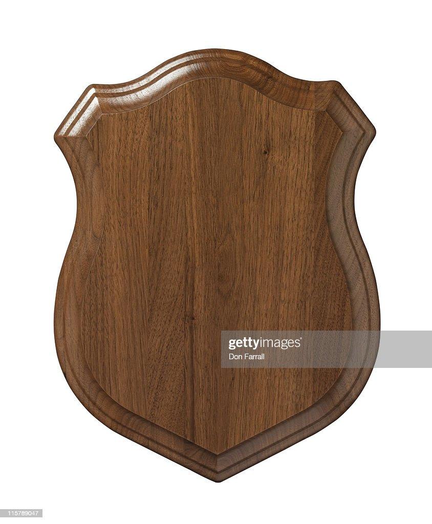 Wood Plaque
