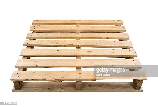 Wood Versand Transportpalette