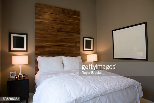 wood slat headboard  show home design, Headboard designs